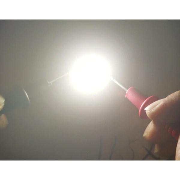 LED källchip högeffekt cob glödlampa lampa spotlight ner 3W  2020 10pcs