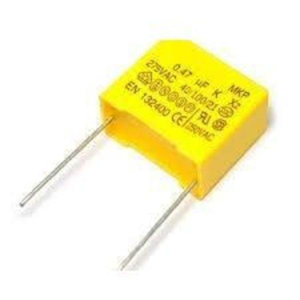 Polypropenfilmkondensator 1.2UF 27.5mm