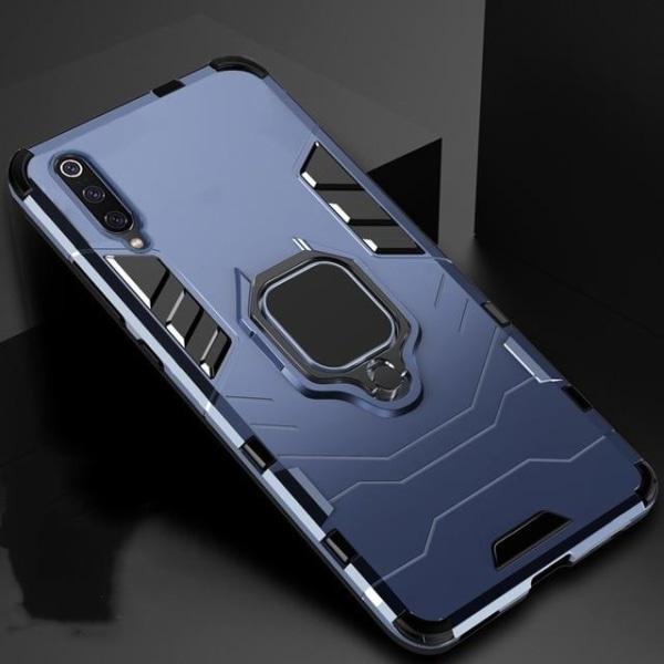Stötsäker pansarhölje med heltäckande telefon Black For Samsung A7 2018
