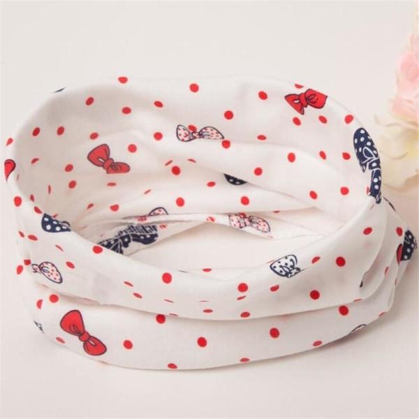 Våren barn halsduk - bomull baby halsduk hösten vinter pojkar fit 0 to 7 years old