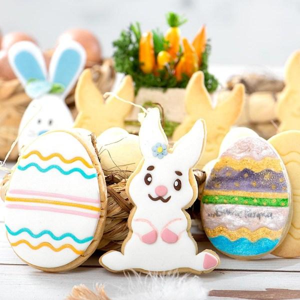 Utstickare Påsk Ägg Hare - Decora