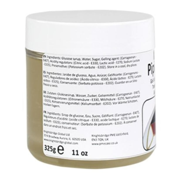 Piping Gel 325g - PME Transparent