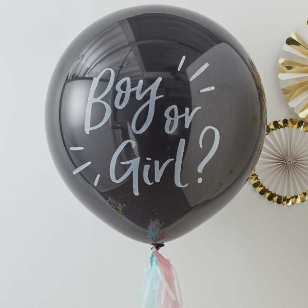 Ballongkit Gender Reveal - Boy or Girl?