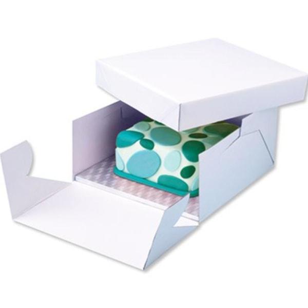 PME - Tårtkartong Fyrkantig 35,5 x 35,5 x 1,2 cm