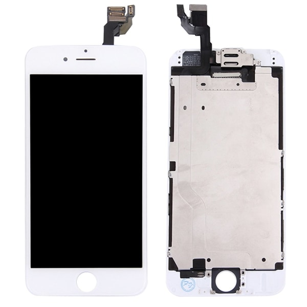 Komplett iPhone 6S Skärm med delar Svart