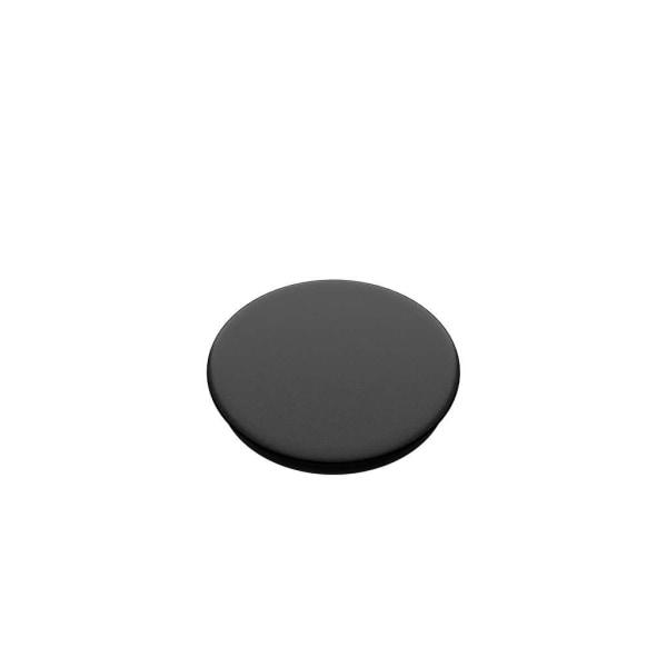 POPSOCKETS Black Avtagbart Grip med Ställfunktion