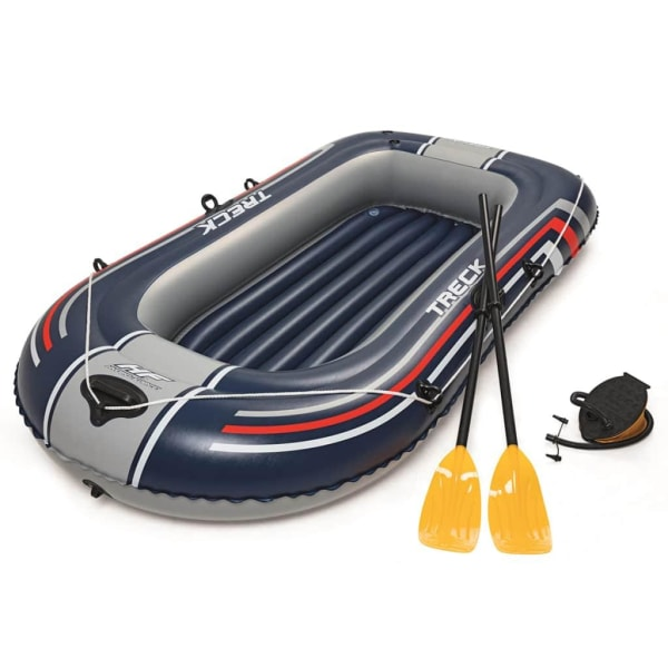 Bestway Gummibåt Hydro-Force med pump och åror blå 61083 Blå