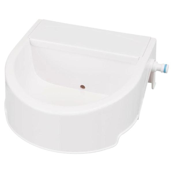 TRIXIE Automatisk vattenfontän för djur plast Vit
