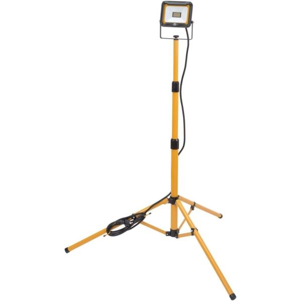Brennenstuhl LED-strålkastare med stativ JARO 2000 T IP65 20W Svart