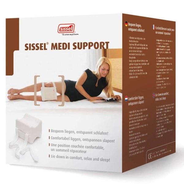 Sissel Knäkudde Medi Support SIS-170.060 Vit