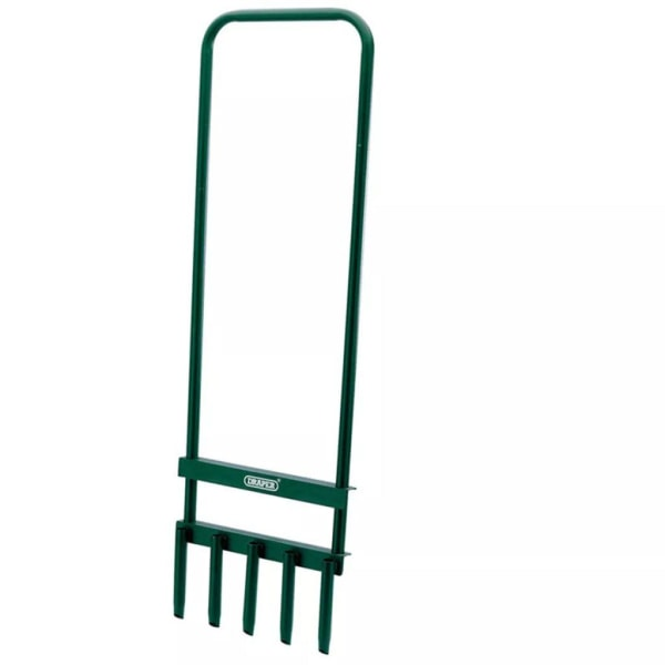 Draper Tools Gräsmatteluftare 29x93 cm grön 30565 Grön