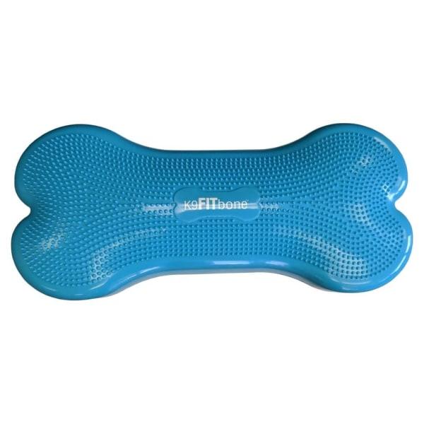 FitPAWS Balansplatta för husdjur Giant K9FITbone PVC aqua Blå