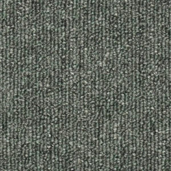 vidaXL Trappstegsmattor 15 st mörkgrön 56x17x3 cm Grön