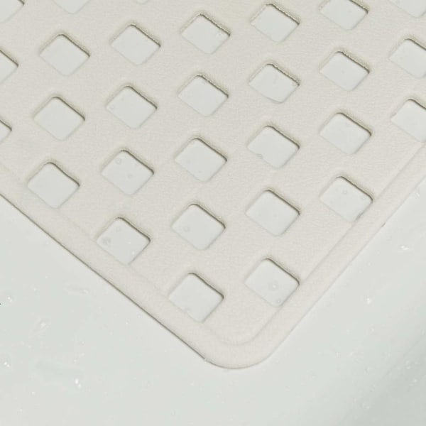 Sealskin Halkmatta Doby 75 x 38 cm vit 312005210 Vit