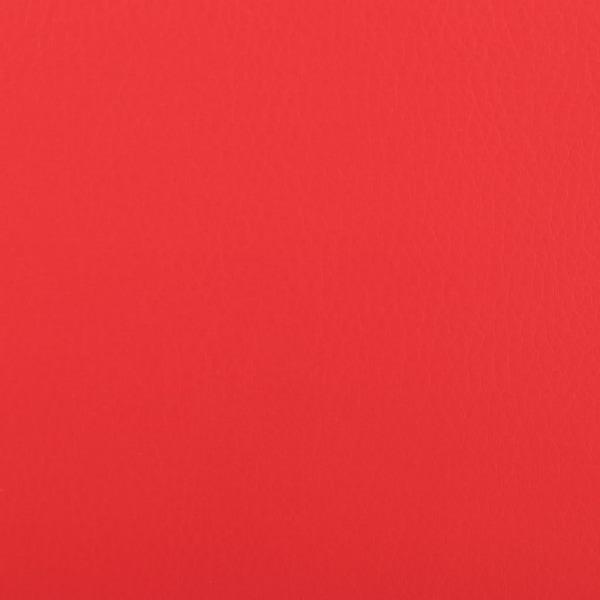 vidaXL Massagefåtölj röd konstläder Röd