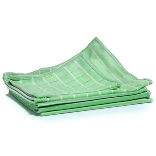 Aqua Laser Dammtrasor bambu 6 st grön Grön