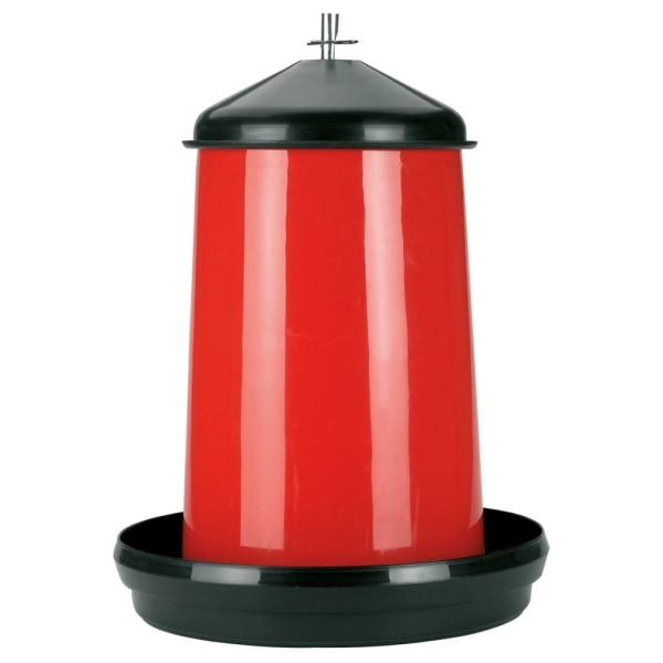 Kerbl Foderautomat 27 L Plast 70220 Röd