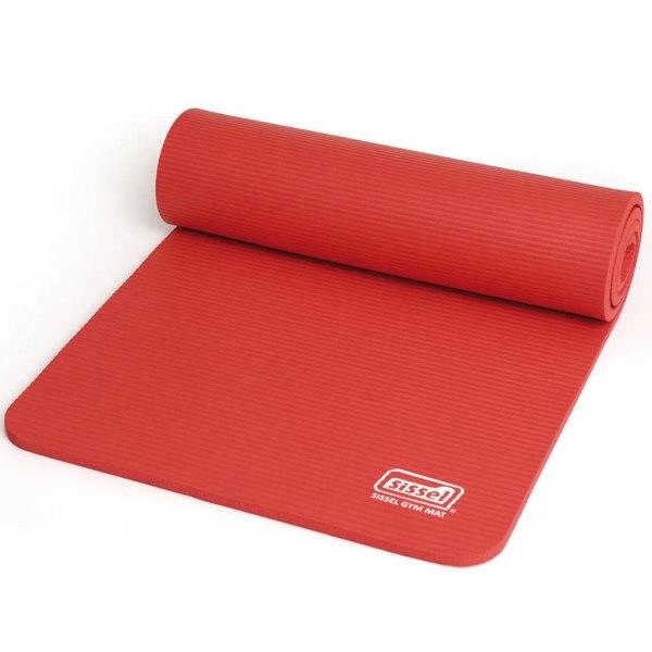 Sissel Träningsmatta röd 180x60x1,5 cm SIS-200.002.5 Röd