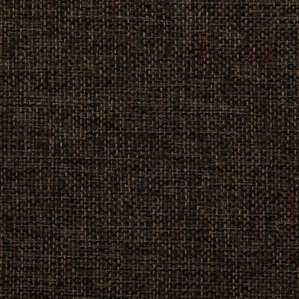 vidaXL Soffgrupp 2 delar tyg brun Brun