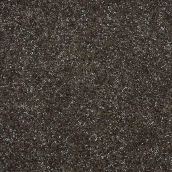 vidaXL Trappstegsmattor självhäftande 15 st ljusbrun 56x17x3 cm  Brun