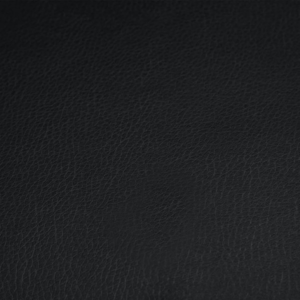 vidaXL Massagefåtölj med uppresningshjälp svart konstläder Svart