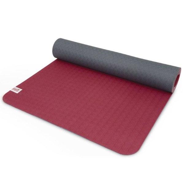 Sissel Yogamatta Terra röd 183x61 cm SIS-200.026 Röd