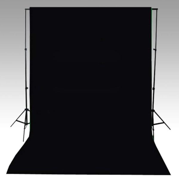 vidaXL Fotostudio med lampor och bakgrund