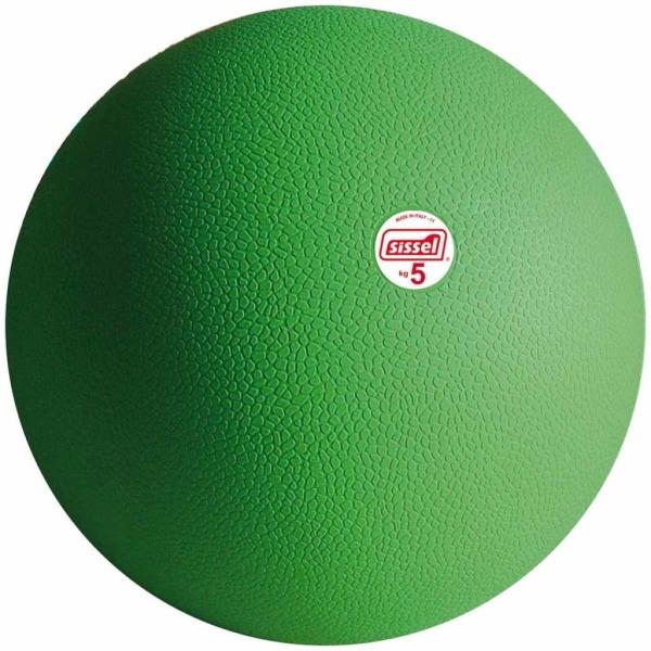 Sissel Medicinboll 5 kg grön SIS-160.324 Grön