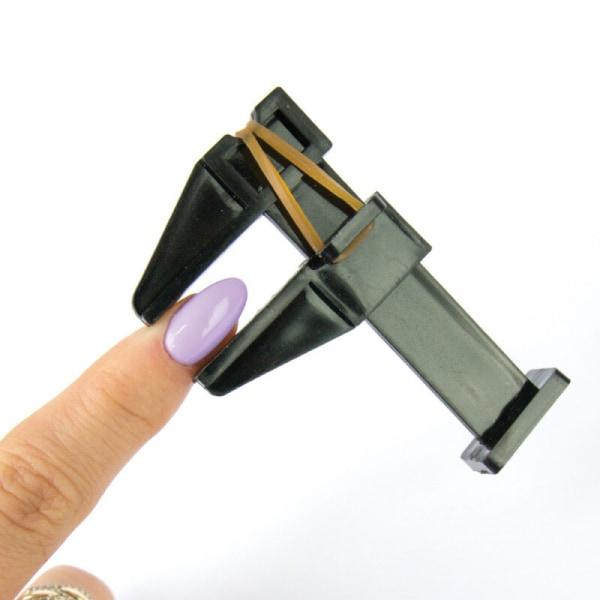 Pinch Clamp - För att få perfekt C-kurva vid mallning av naglar