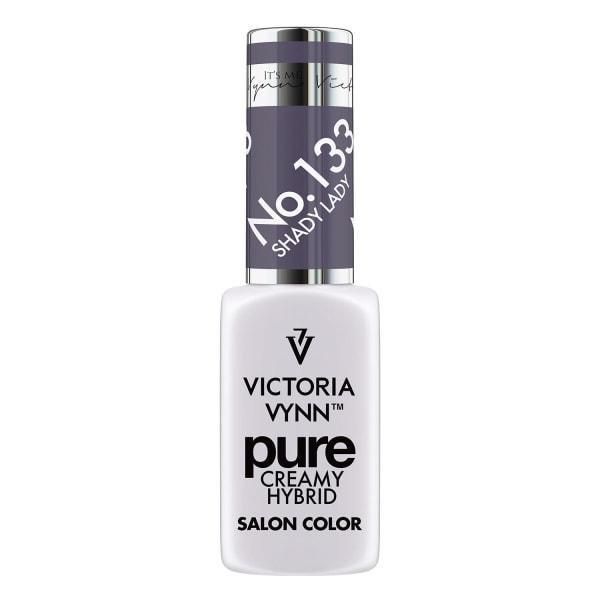 Victoria Vynn - Pure Creamy - 133 Shady Lady - Gellack Grey