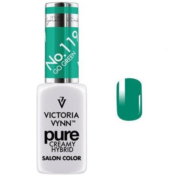 Victoria Vynn - Pure Creamy - 119 Go green - Gellack Green