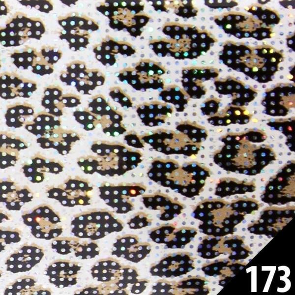 Kynsifolio / -kalvo - kynsikoristeisiin - # 173-100 cm Multicolor