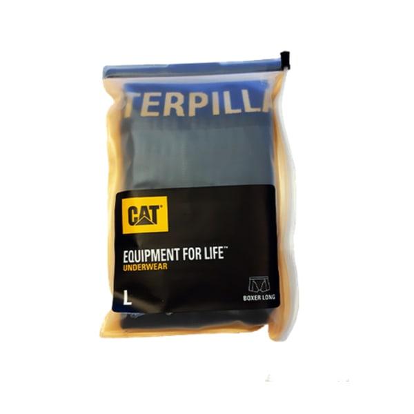 CAT 10-P BOXERSHORTS (10x 1-PACK) grå L