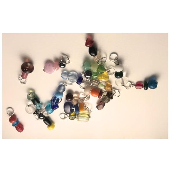 20 Stickmarkörer en superblandning handgjorda