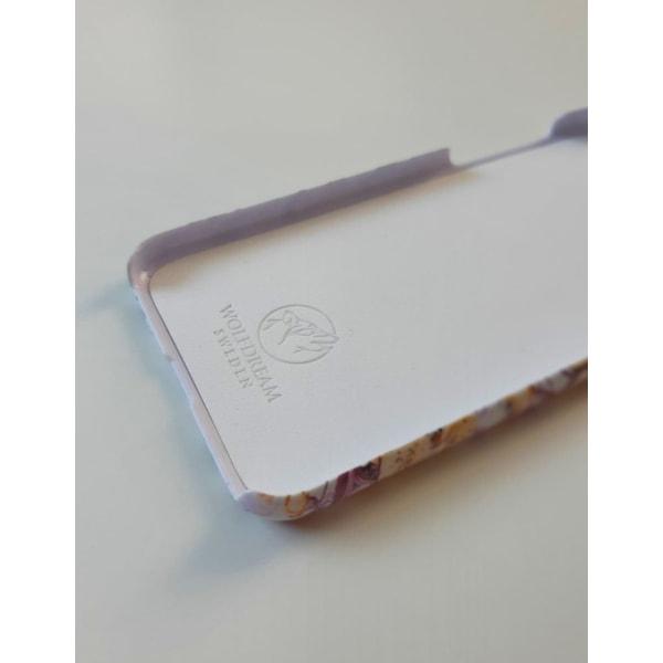 KAKADUOR ROMANCE - Magnetskal till Iphone 12MINI vit
