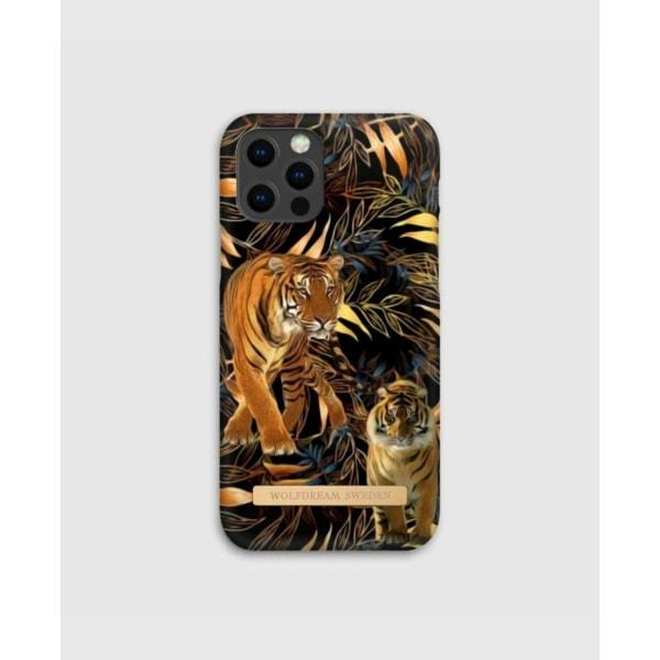 TIGERS JUNGLE - Magnetskal till Iphone 12MINI flerfärgad