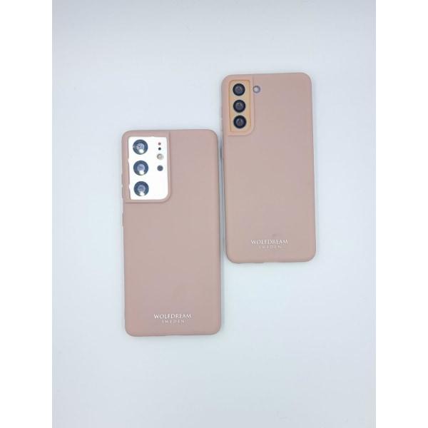 Dusty Lavendel TPU silikon till Samsung s21PLUS rosa