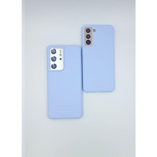 Arctic Purple TPU silikon till Samsung S21PLUS lila