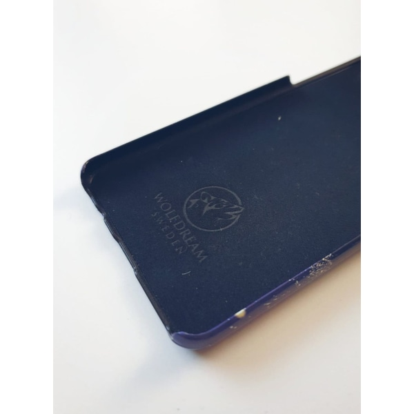 WORLD LIGHTS - Magnetskal till Samsung S20ULTRA blå