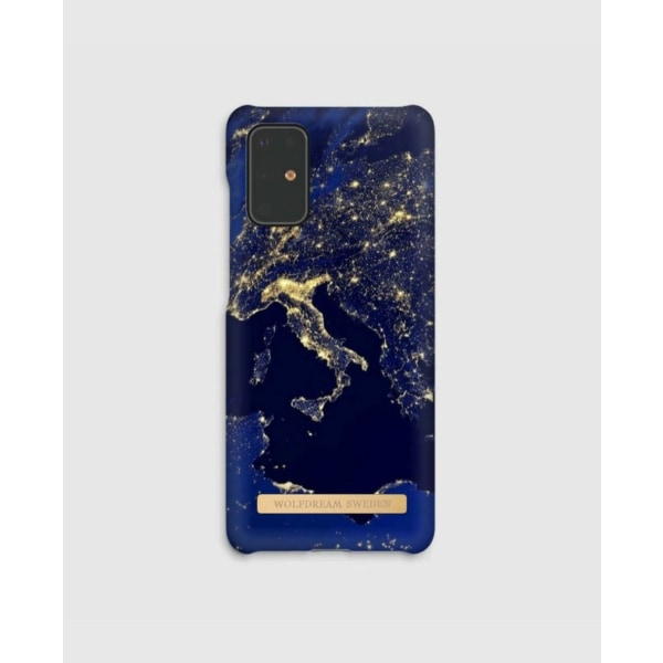 WORLD LIGHTS - Magnetskal till Samsung S20PLUS