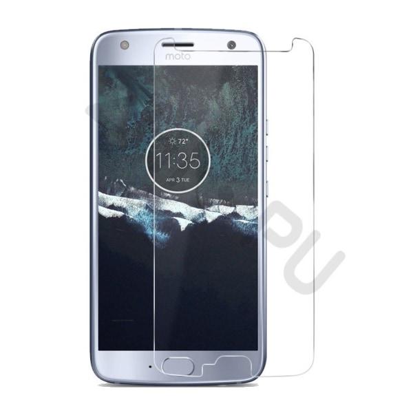 2-Pack Motorola Moto X4 Härdat Glas Skärmskydd 0,3mm Transparent