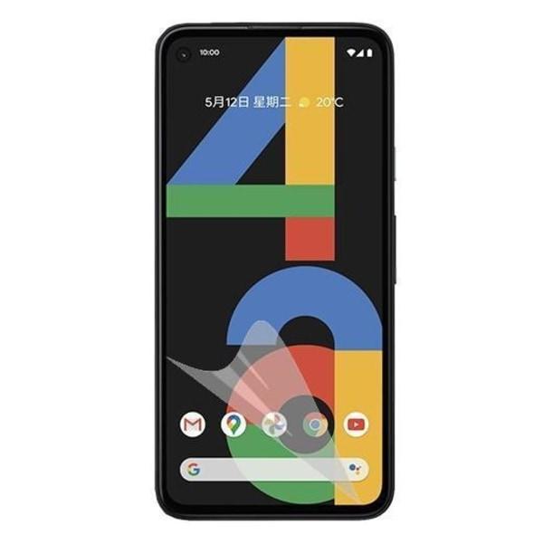 3-Pack Google Pixel 4a Skärmskydd - Ultra Thin Transparent