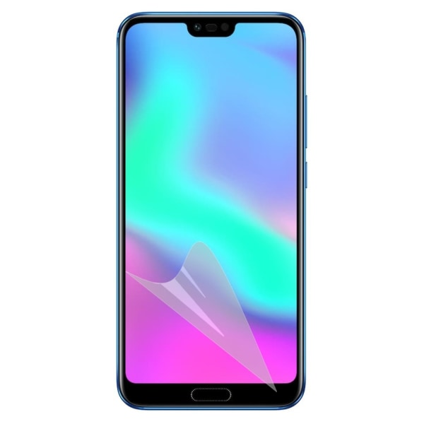 3-Pack Huawei Honor 10 Skärmskydd - Ultra Thin Transparent