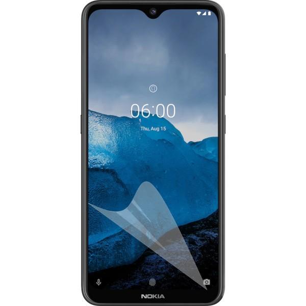 2-Pack Nokia 6.2 Skärmskydd - Ultra Thin Transparent