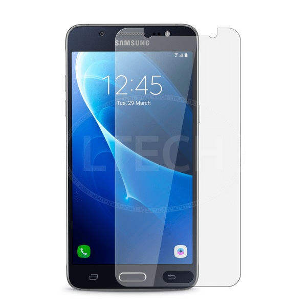 Samsung Galaxy J5 2016 Härdat Glas Skärmskydd 0,3mm Transparent