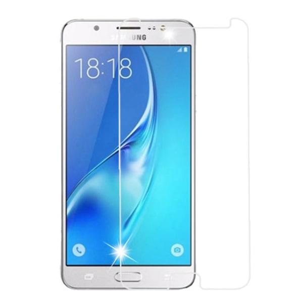 2-Pack Samsung Galaxy J7 2017 Härdat Glas Skärmskydd 0,3mm Transparent