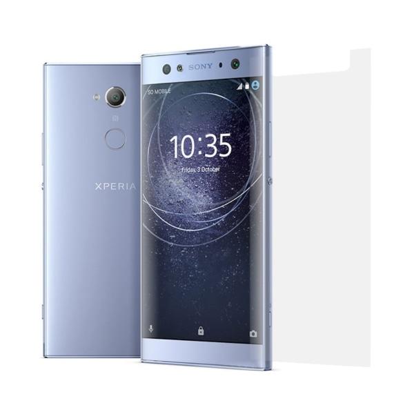 2-Pack Sony Xperia XA2 Ultra Härdat Glas Skärmskydd 0,3mm Transparent