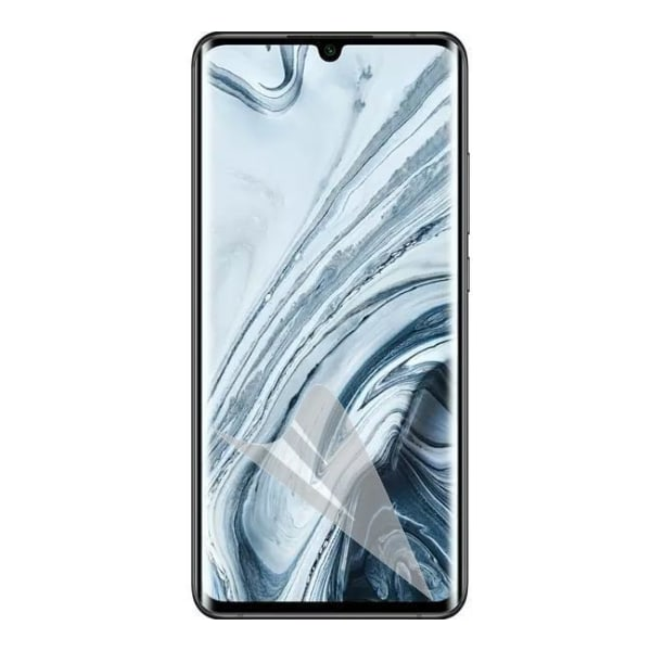 Xiaomi Mi Note 10 Skärmskydd - Ultra Thin Transparent
