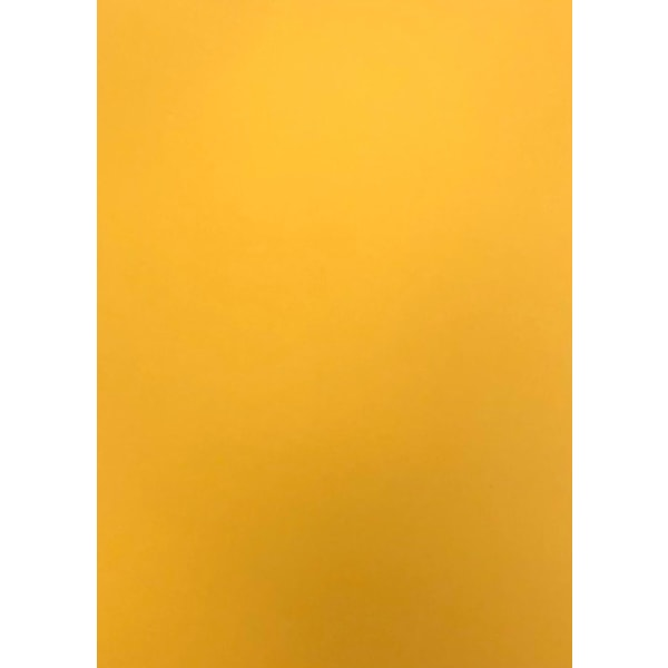 Kopiopaperi A4 Aurinkokeltainen 130 g, hapoton, 50 arkkia / pakkaus Sunny yellow