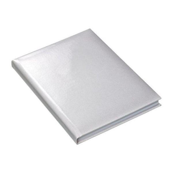 Bøgplast / Plastfolie / Bogfilm selvklæbende 6cm x 25m Blank Transparent